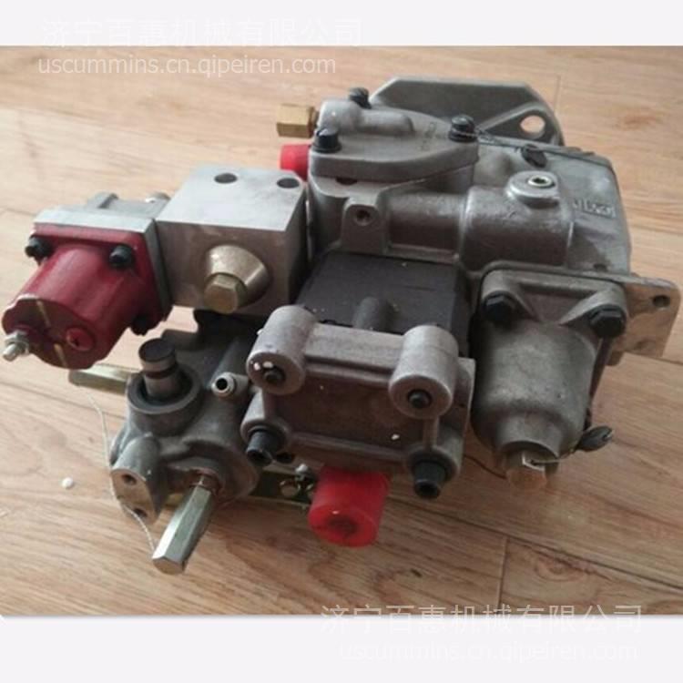 宝鸡gcs270轨道车燃油泵3655337-pt泵效验-全车滤芯装配康明斯nta855