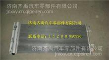 重汽豪沃A7大马力发动机冷凝器总成/WG1664820103