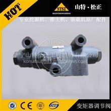 SD16推土机液力变矩器压力溢流阀16Y-11-30000/SD16