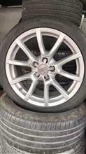 供应奥迪A6钢圈原装配件/轮圈