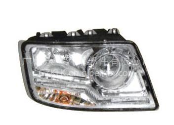 H4364012001福田歐曼大燈GTLH4364012001