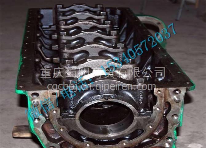 重庆 武隆 东风康明斯发电机 柴油机气缸体3032187用于船用发电机组图片