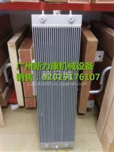 小松PC70-8/PC60-7发动机SAA4D95水箱液压油散热器水泵