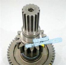 法士特副箱加长中间轴焊接总成  JS150T-1707047B/法士特副箱加长中间轴焊接总成  JS150T-1707047B