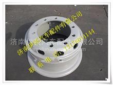 DZ9100610061陕汽德龙8.5-20钢圈车轮总成/DZ9100610061