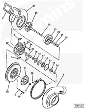 3042329-20 平垫圈 3042353-20 双头螺栓/3042378-10机油泵 3042568-20 凸轮轴 3042586-20 衬垫