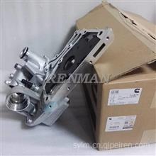 福田汽车机油冷却器模块5302884康明斯ISF2.8机油冷却器/5302884