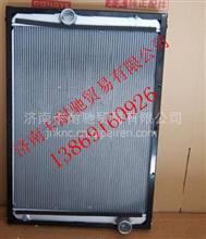南骏汽车配件310马力水箱散热器/1301001-YC6L310HPB