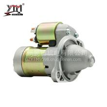 YTM昱特电机3D88小松PC30/35 3D84洋马起动机马达/S114-815