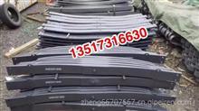 进口奔驰三一中联泵车配件3340 3341 4140 4141后钢板弹簧12345片