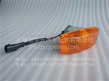 济南重汽豪沃10款翼子板灯(轮眉灯)/WG9925720013