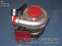东GTD增品牌 红岩欧曼D6114/TBP4增压器 零件号:D38-000-40