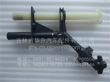 济南重汽豪沃暖风机黑白水管总成/WG1630840001