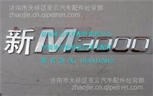 陕汽德龙新M3000字标DZ15221950002