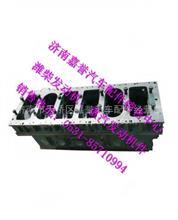 重汽发动机汽缸体总成/61500010373B