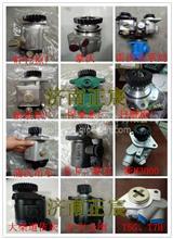原厂配套/潍柴WP12转向助力泵、齿轮泵/QC22/15-WP12A、612630030302