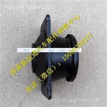 解放J6车原厂发动机脚垫 前悬置胶/1001025-76A