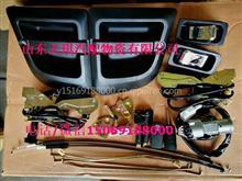 批发供应陕汽德龙M3000驾驶室车门锁门把手厂家图片/陕汽德龙M3000