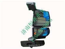 WG1664778082重汽豪沃T5G右后视镜总成(含广角外后视镜)/WG1664778082