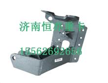 WG1692430050重汽H5G翻转横拉杆右支架/WG1692430050