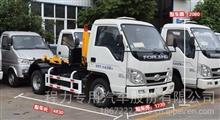 福田时代小卡之星3~4方勾臂垃圾车/CLW5040ZXXB5