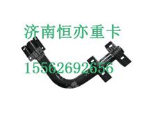 752W42993-5550重汽豪沃T5G左踏板支架焊接总成/752W42993-5550