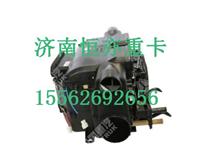 AZ1630848302重汽豪卡H7带电动风门的暖风机总成/AZ1630848302