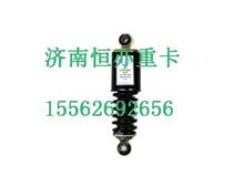 WG1608430290重汽新斯太尔M5G高顶驾驶室前悬螺旋弹簧减振器总成/WG1608430290
