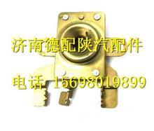 DZ15221110080陕汽德龙新M3000配件前面罩左锁座总成/DZ15221110080