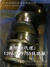 美康QSX15曲轴4330732 奇瑞迪凯DM48矿用卡车配件专供/4925762