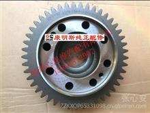 东风天龙大力神康明斯水泥搅拌车原厂取力器惰齿轮4205Z36A