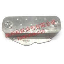 潍柴WD615 WP10发动机原厂专用散热器机油冷却器61500010334/发动机配件  正品保障