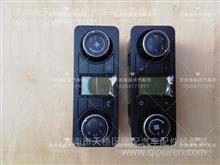 陕汽重卡德龙X3000空调控制器暖风控制面板DZ97189585312陕汽X3000配件/DZ97189585312