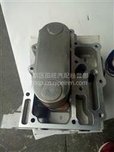 潍柴发动机P7机油冷却器总成/610800070267