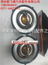 福田欧曼戴姆勒ISG-工程机械发动机配件原厂汤普森节温器3696214/发动机配件大全