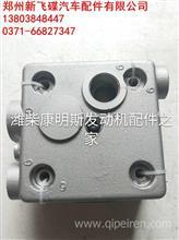 福田欧曼戴姆勒ISG康明斯发动机配件原厂打气泵空压机缸盖总成/发动机配件大全