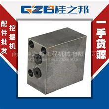 辽宁徐工XE60MS50S208(第星油压)回转马达延时阀供应/803173622