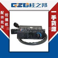 抚顺中联挖机ZE60空调控制面板(12VDC)T0400061/GDK112/2-1