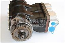 东风康明斯天锦气泵ISBE双缸空气压缩机总成/4898081 4895964