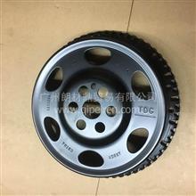 东风天锦电喷发动机曲轴信号轮/5255204/5255204