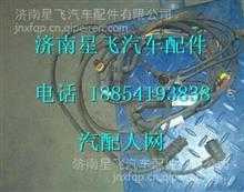 汕德卡C7H驾驶室左前围电线束712-25453-6601/712-25453-6601
