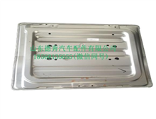 810W66912-5289重汽汕德卡C7H工具箱侧盖总成/810W66912-5289