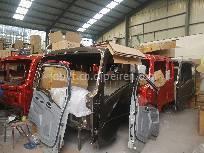 重汽豪沃轻卡车门总成 轻卡车门壳体 总成/WG585240016