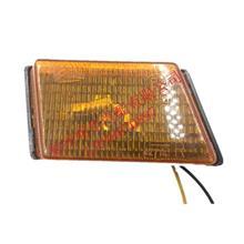 陕汽重卡配件奥龙导风罩边灯叶子板灯转向灯菱形灯包角灯/德龙F2000F3000新M3000X3000配件