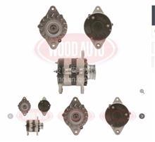 小松挖机  原装正品  原装发电机   60A   工程机械发电机/0-35000-4501  24V 60A  NO 3M17
