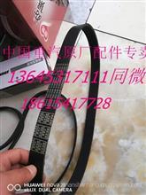 豪沃天然气发动机多楔带/重汽豪沃风扇皮带VG1069020010 8PK1050/VG1069020010