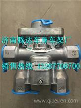 WG9000360523汕德卡C7H四回路保护阀/WG9000360523