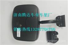 LG1611771001重汽豪沃HOWO轻卡L型后视镜总成/LG1611771001