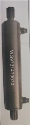 豪沃转向助力油缸WG9731470070/3/WG9731470070/3