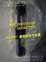 3696187   康明斯发动机 排气歧管/3696187